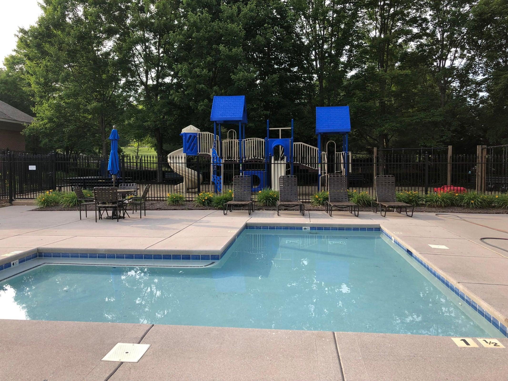 Toddler Pool & Playground