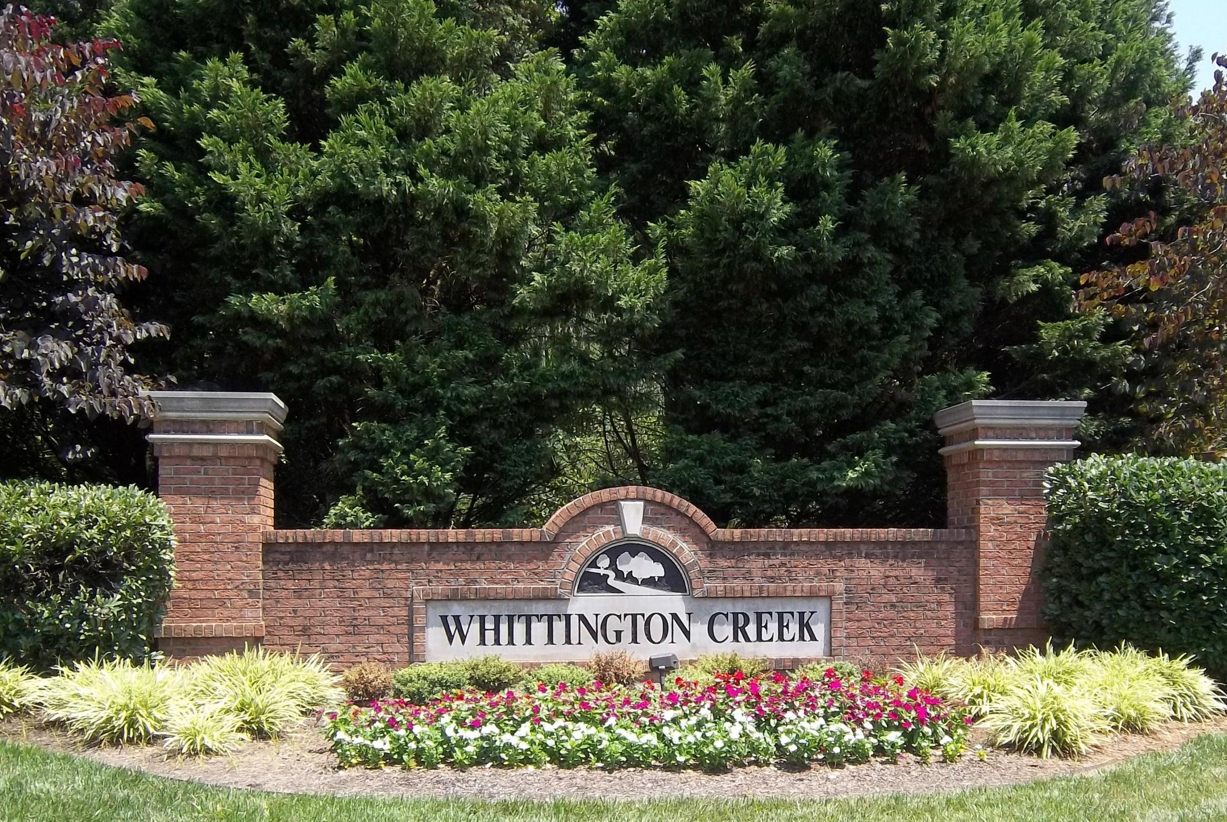 Welcome to Whittington Creek