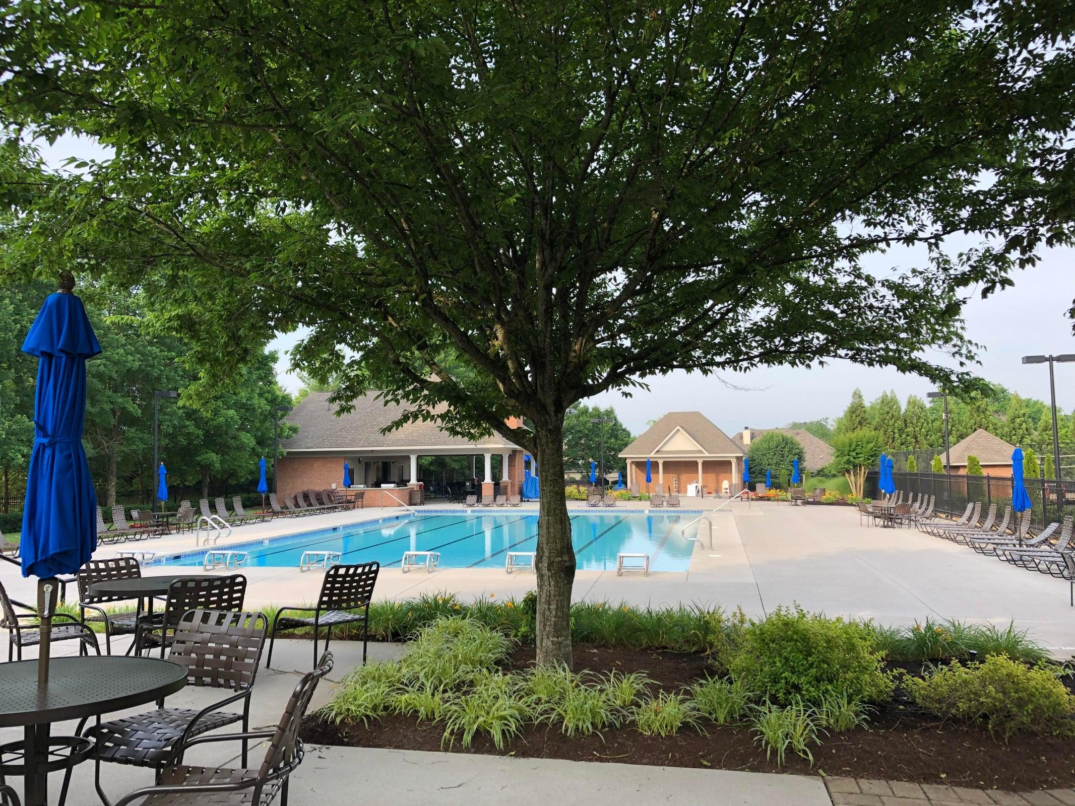 Neighborhood Pool & Pavilion