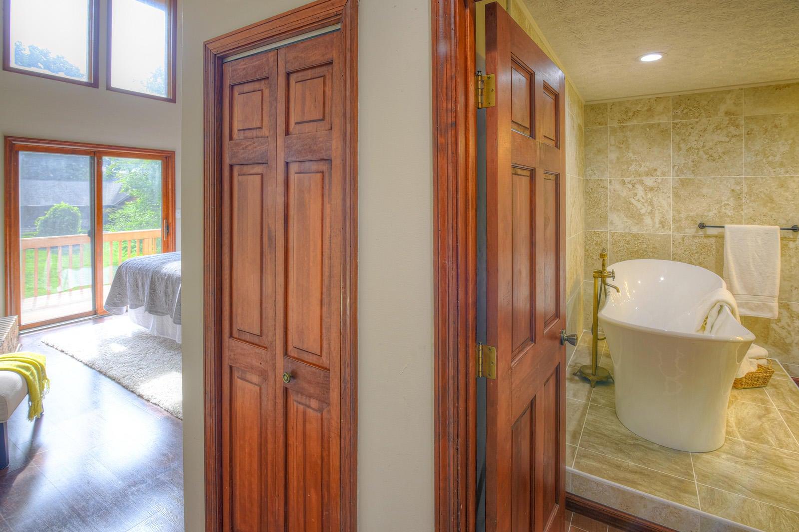 Master Bedroom & Master Bath