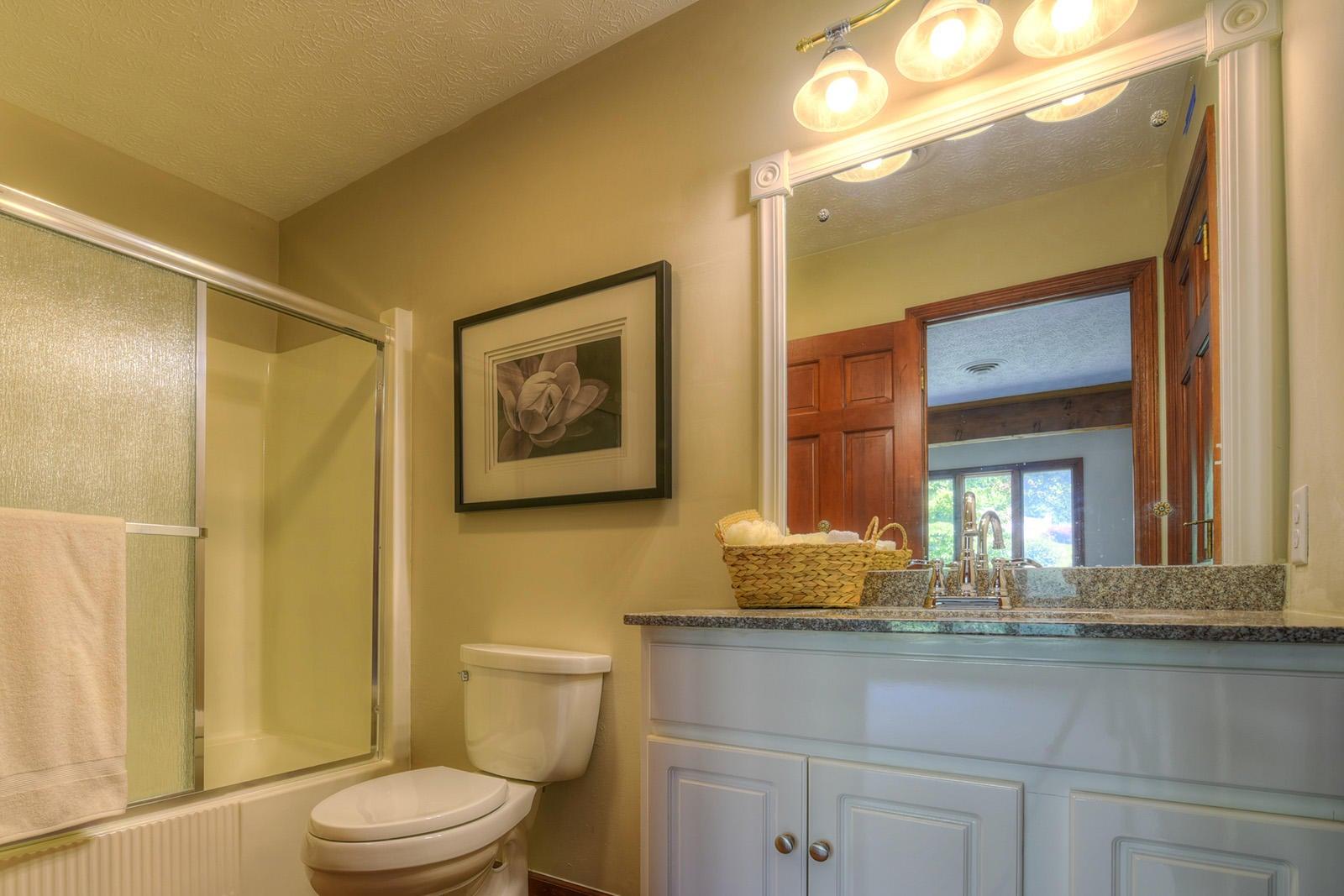 Guest Bath - 2nd Floor