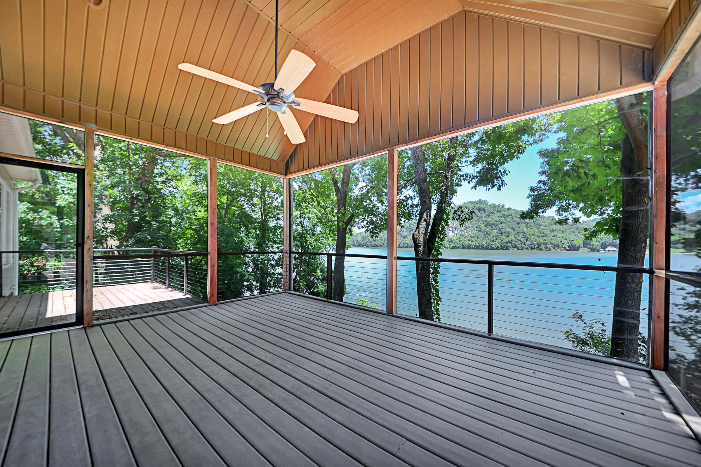 Screened Porch w/ Breathtaking Views
