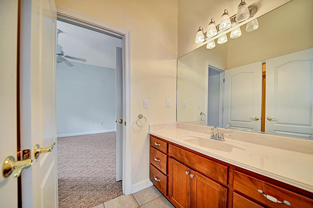 4th Private Bathroom on Lower Level