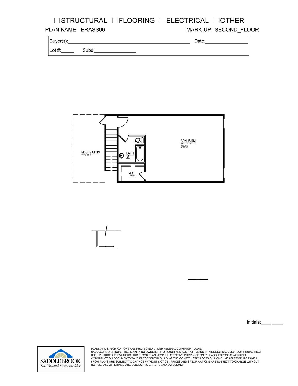 BRASS06 - CLEAN-2ND FLOOR