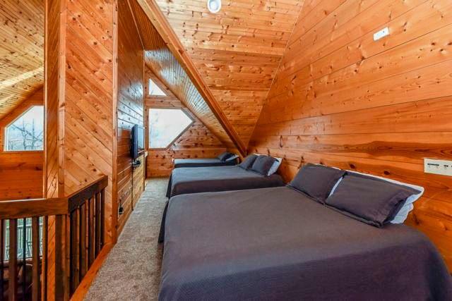 Loft Guest Beds