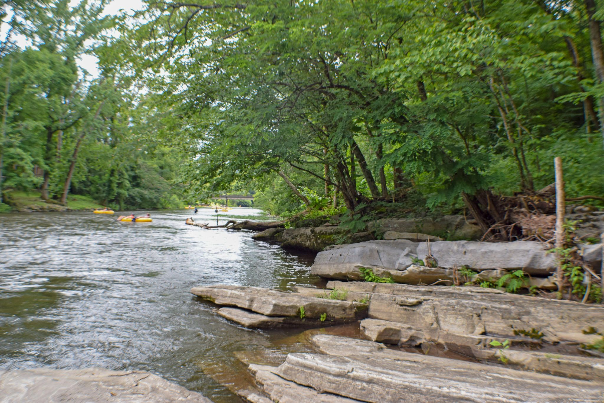 Rock river frontage