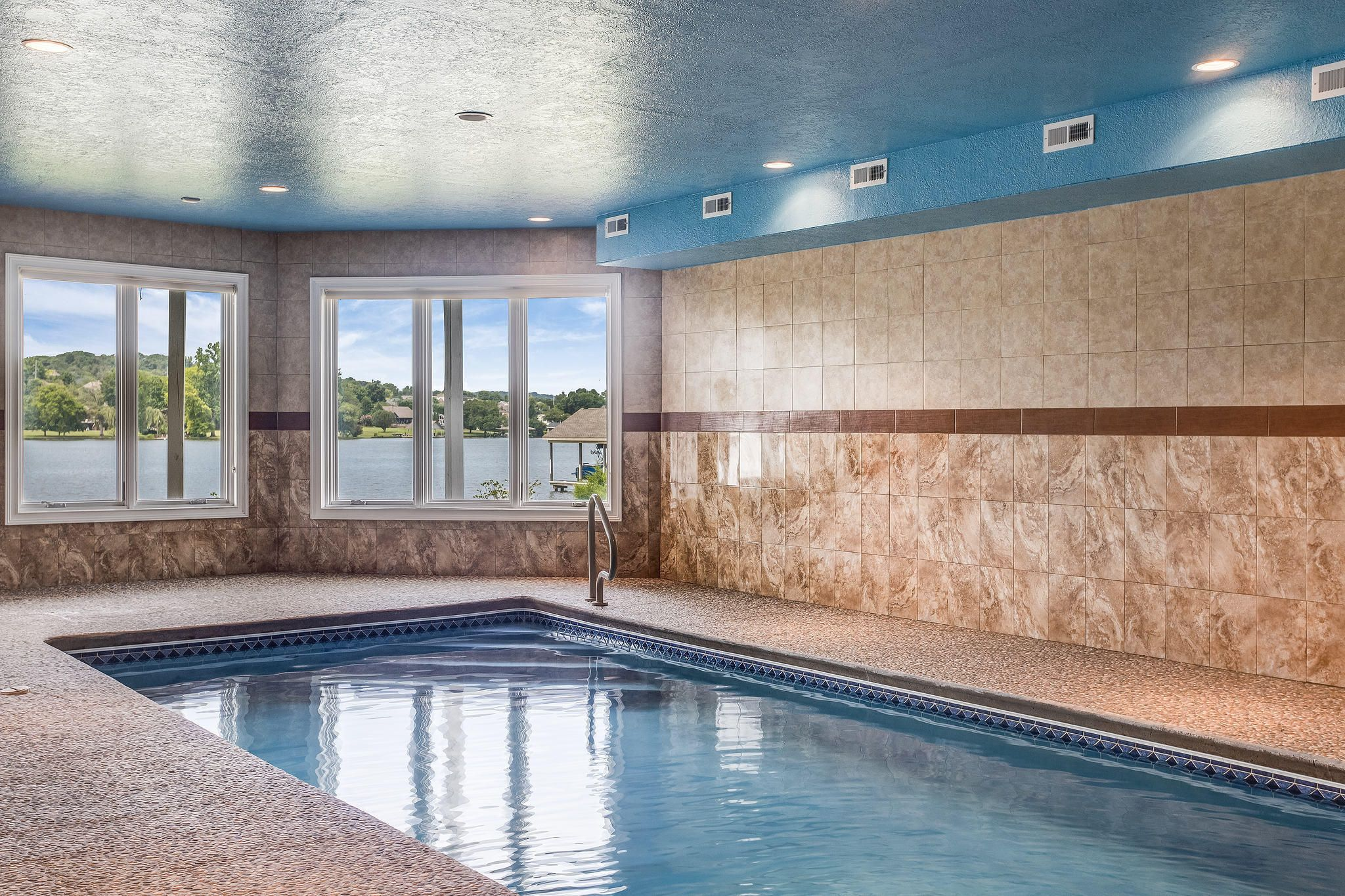 Lower Level Indoor Pool