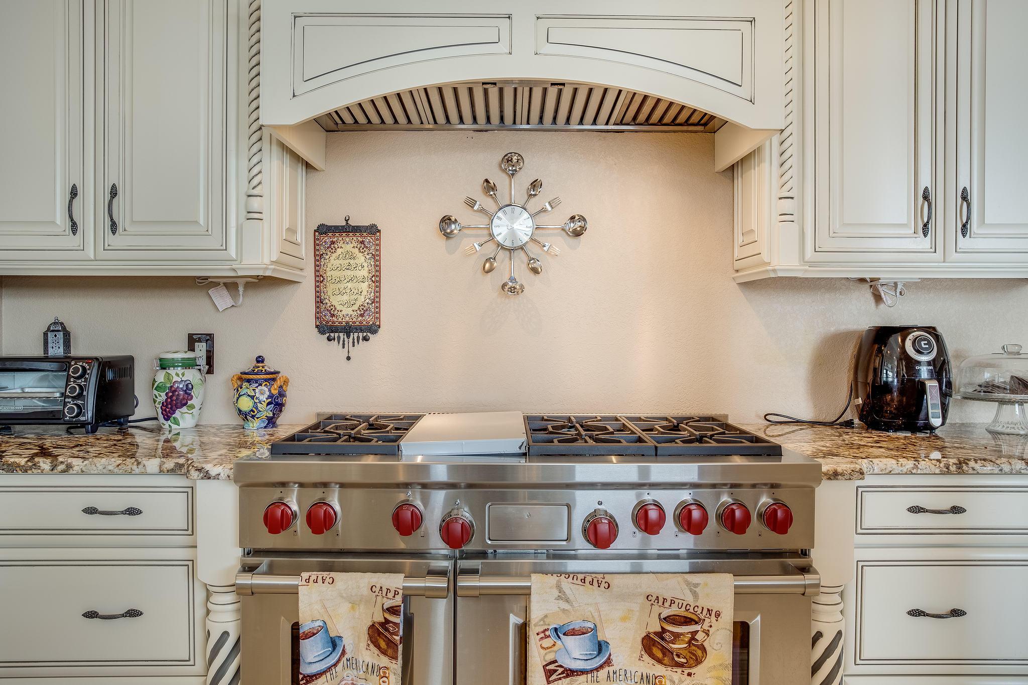 Main Level Kitchen