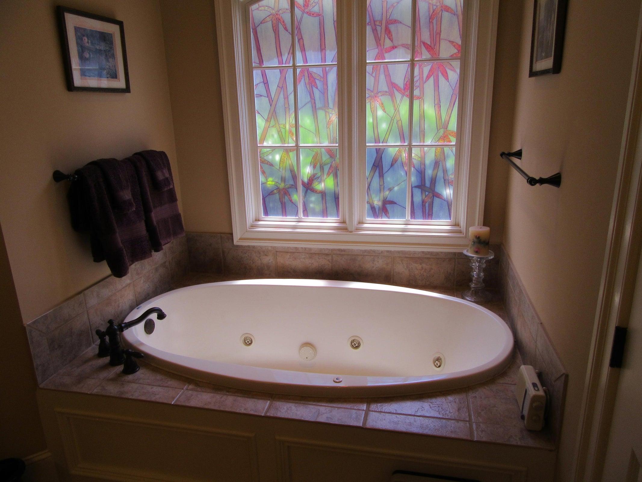 Master jettd tub