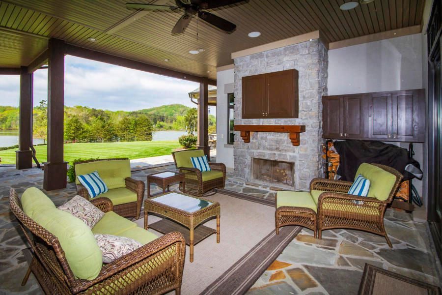 Outdoor Year Round Family Room