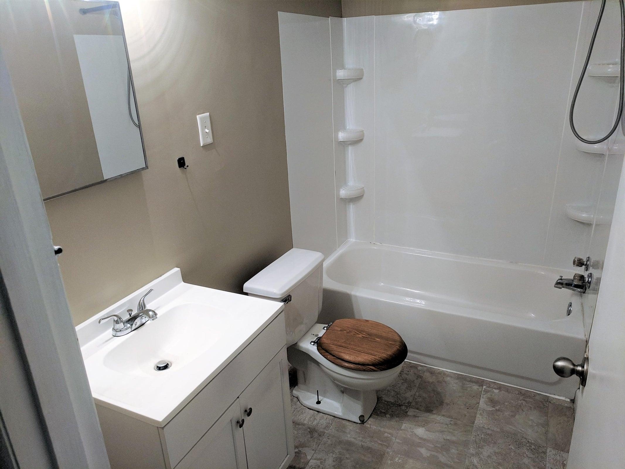 Bathroom 5504 5th St. #1