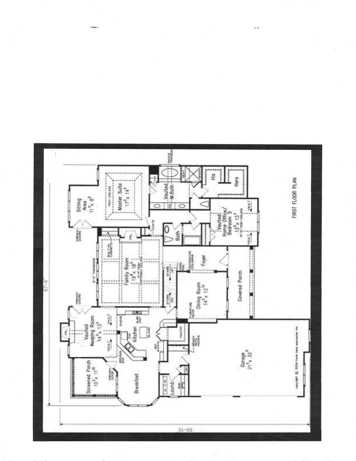 Floor plan main