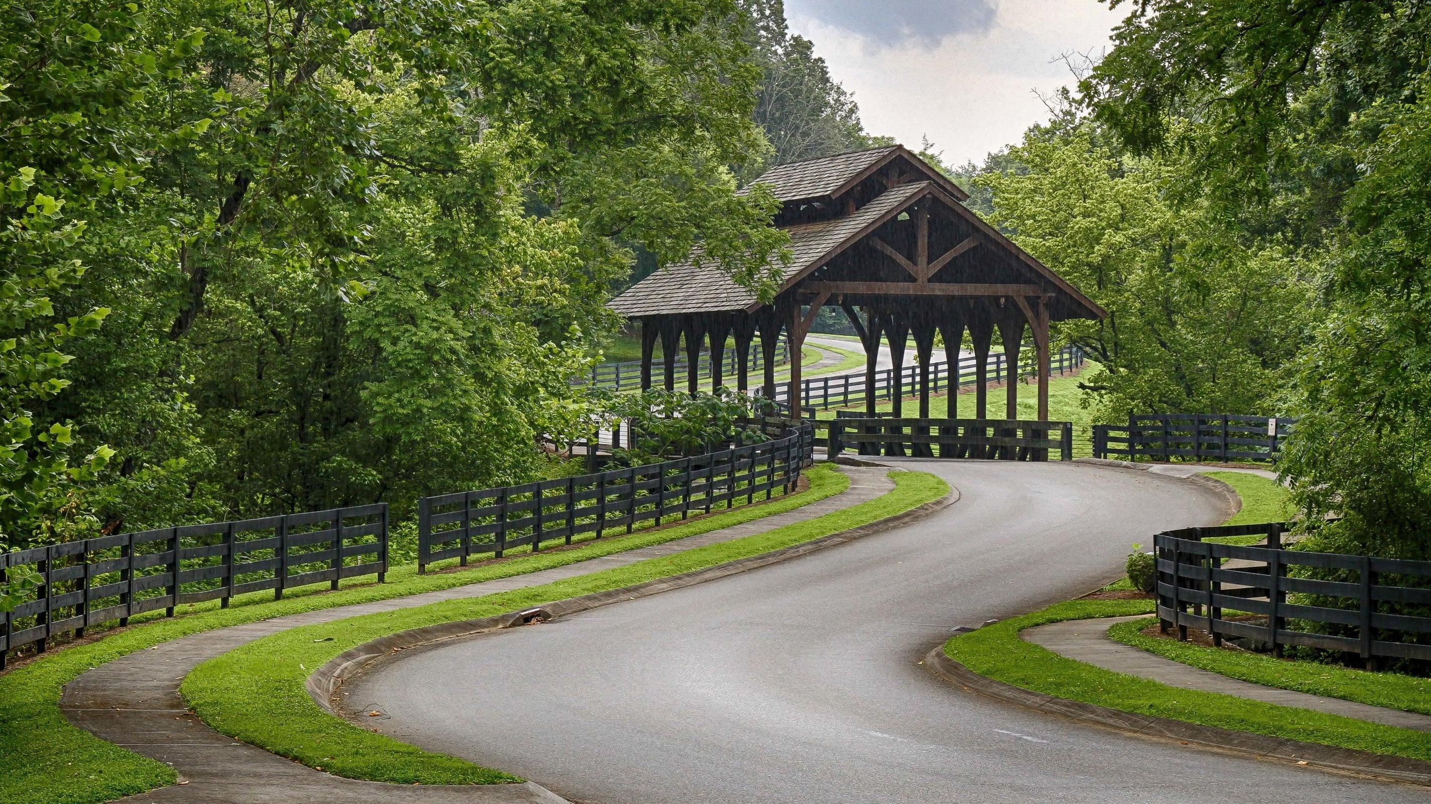 Landmark Covered Bridge