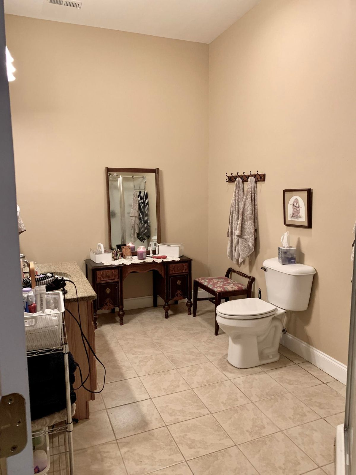 Bathroom 5 in Basement