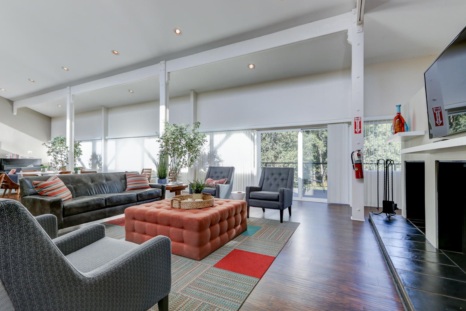 Clubhouse Rec Room