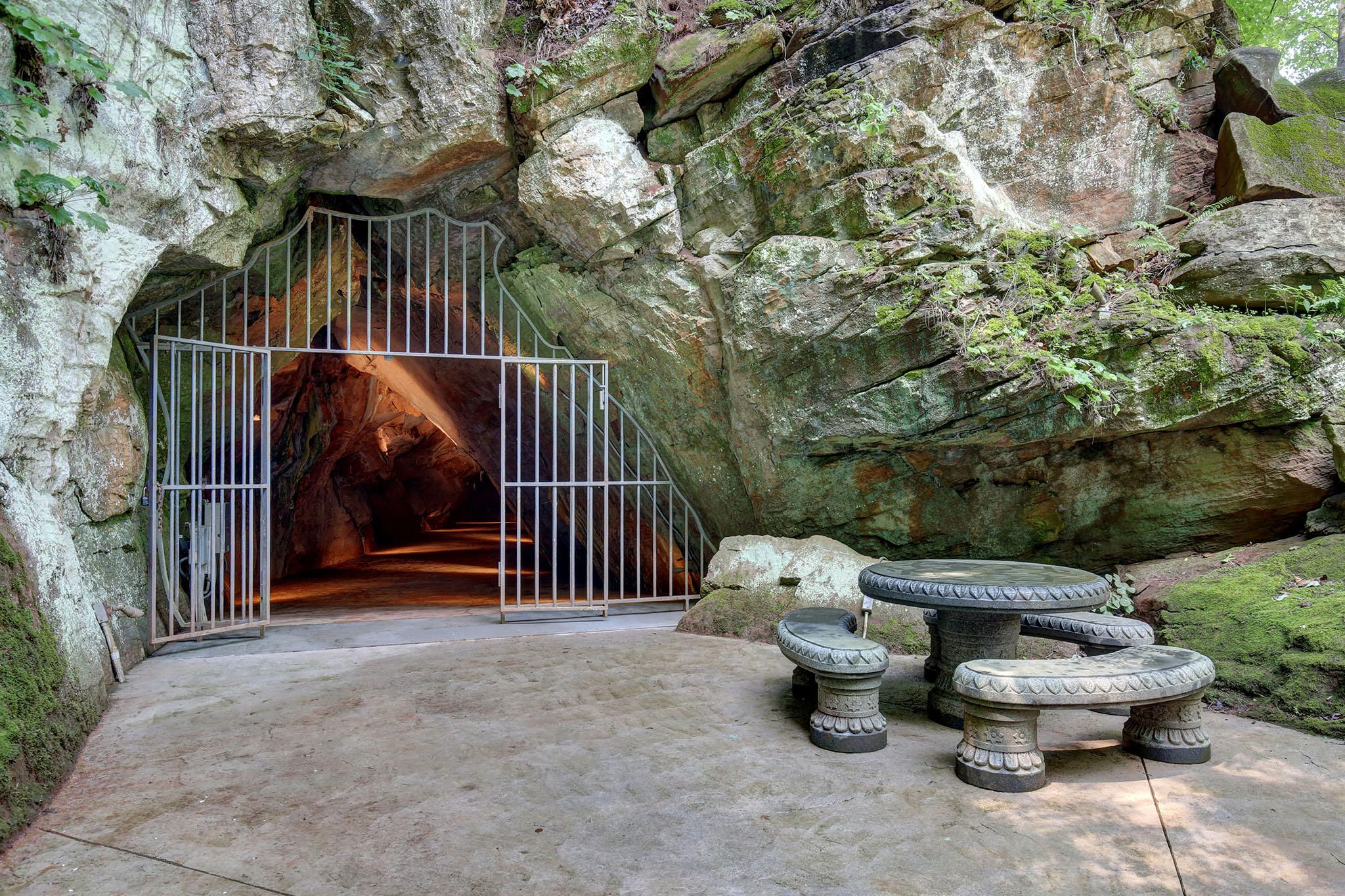 Entrance to Cave