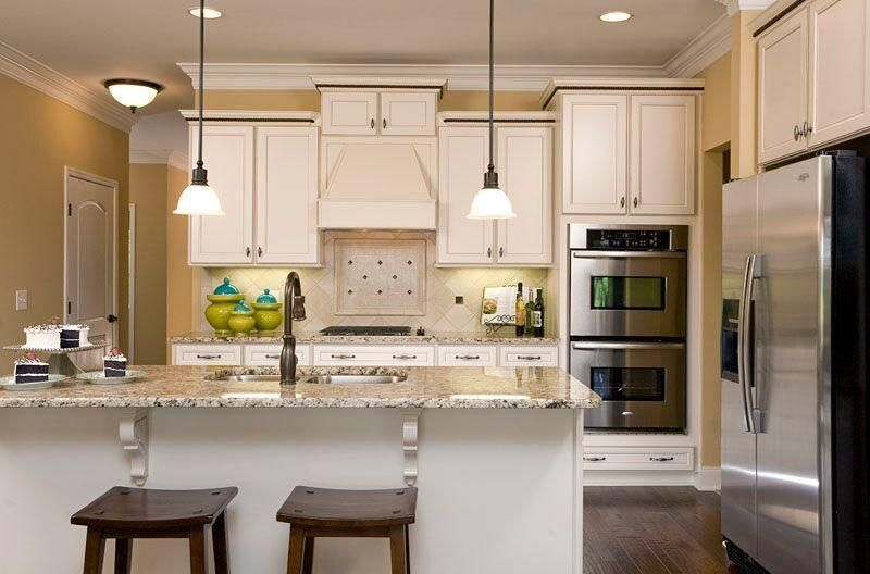 Georgetown luxury kitchen