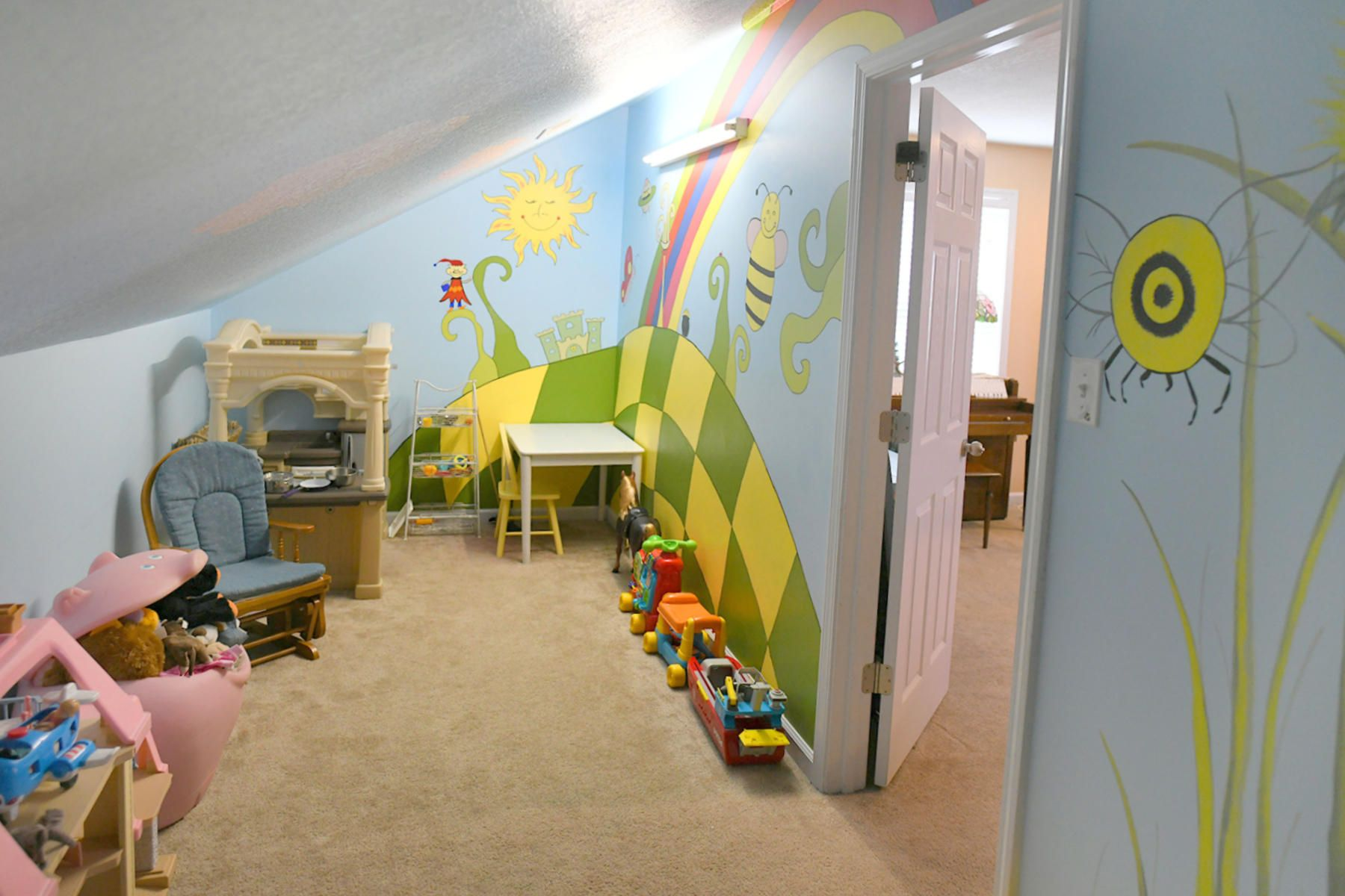 Playroom/Storage