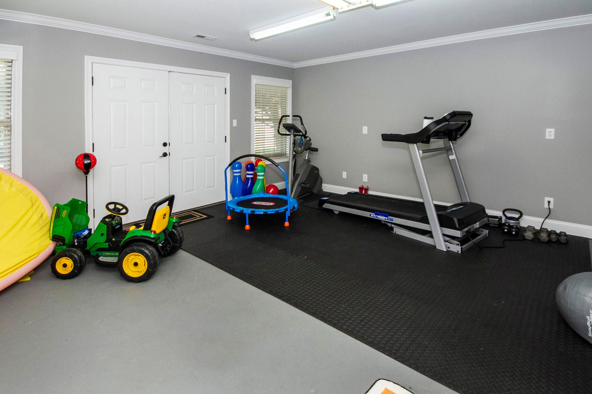 Exercise Room/Bedroom 5