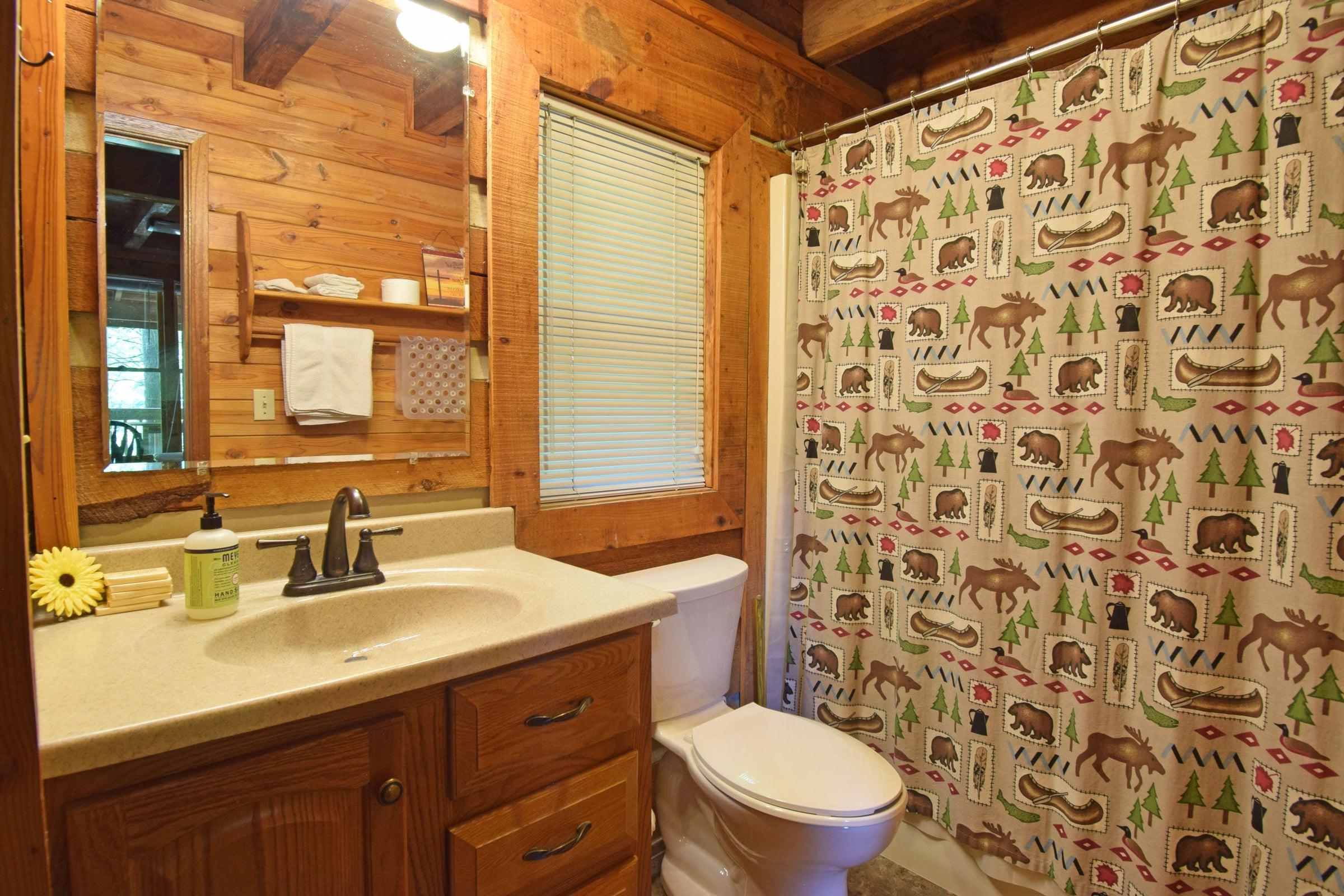 cabin restroom