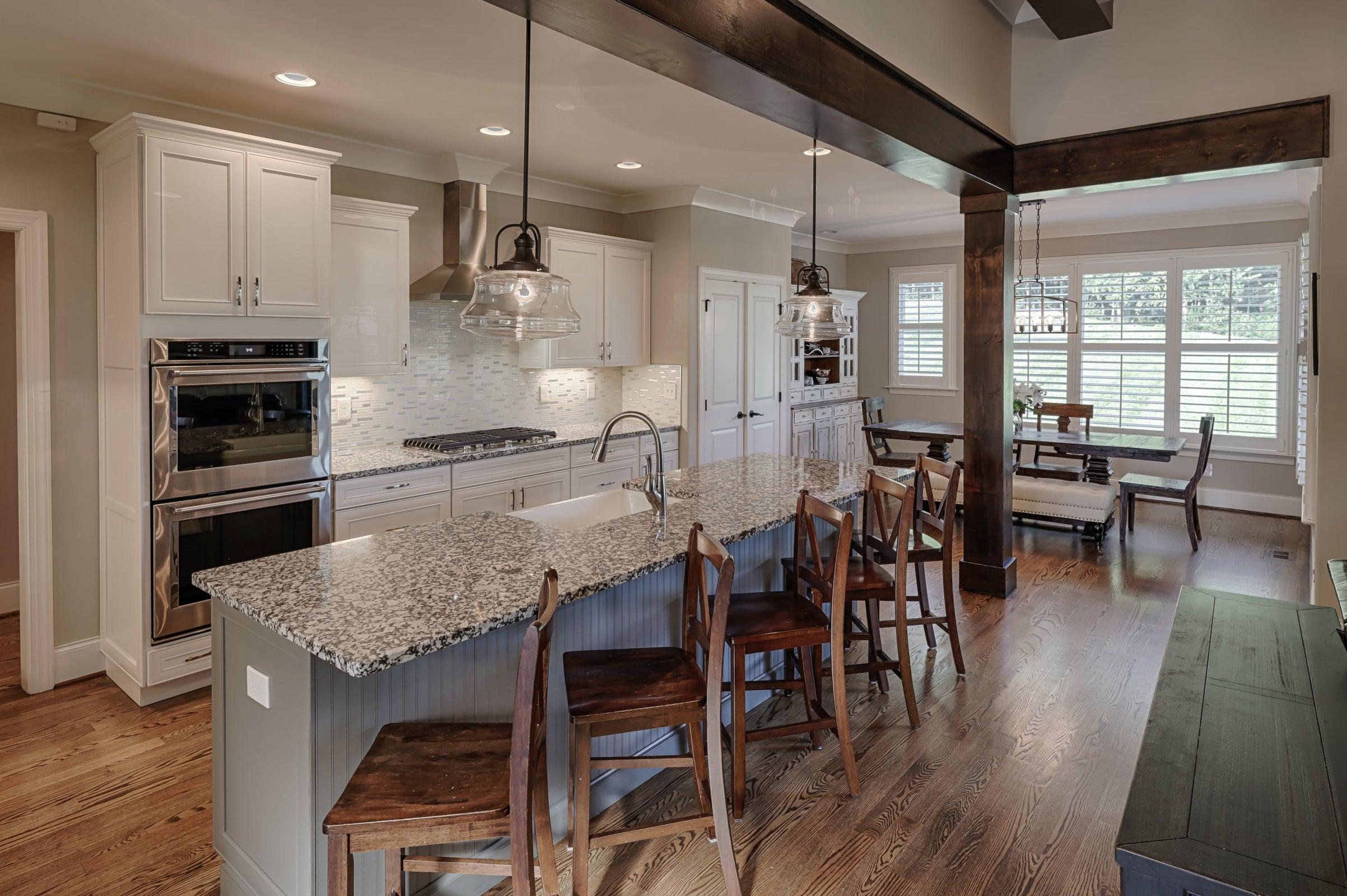 Chef's Kitchen, Granite Counters