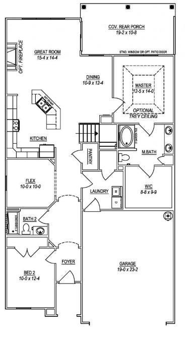 arlington 1st floor