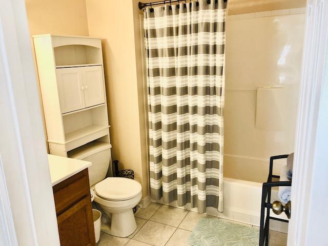 10) Master Bathroom