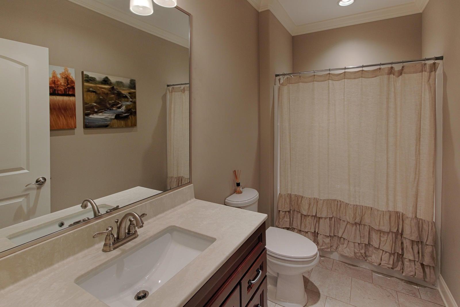2nd Bathroom on Main Level