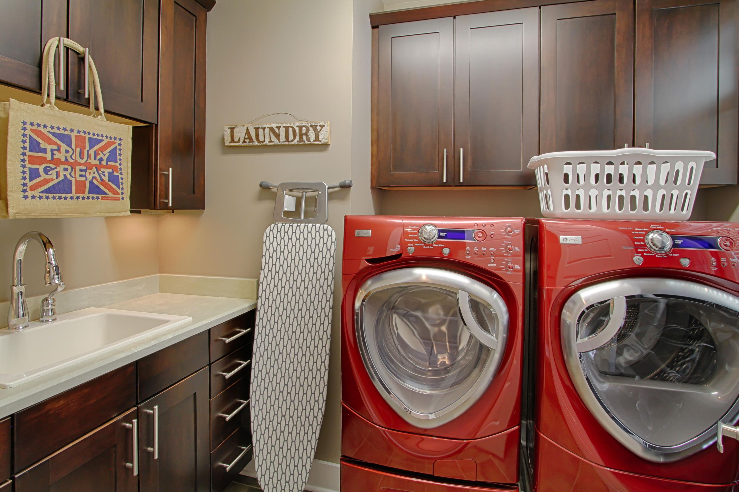 Main Level Laundry Room