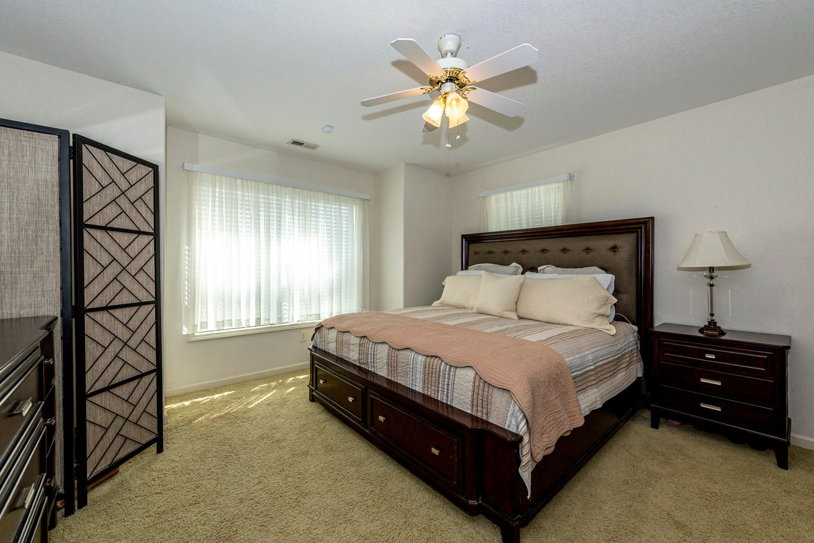 Lower Level Guest Bedroom