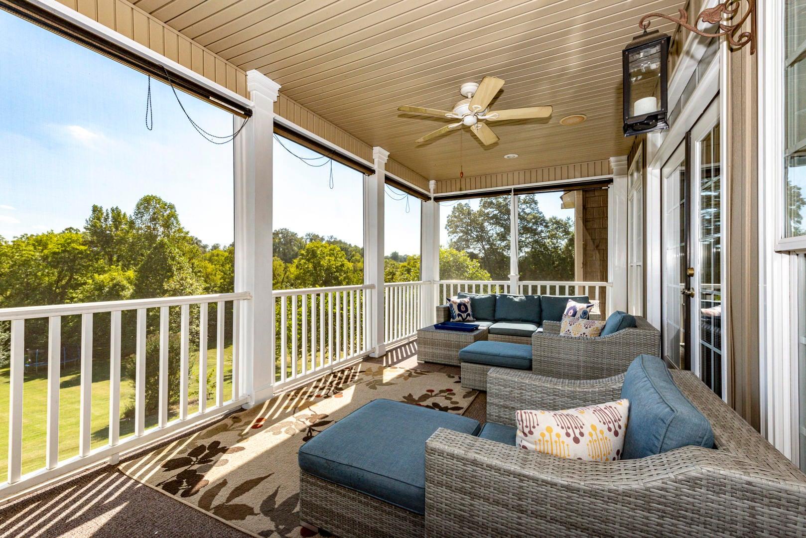 Back Sun Porch