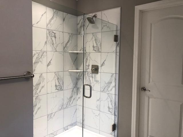 Master Fully Tiled Shower