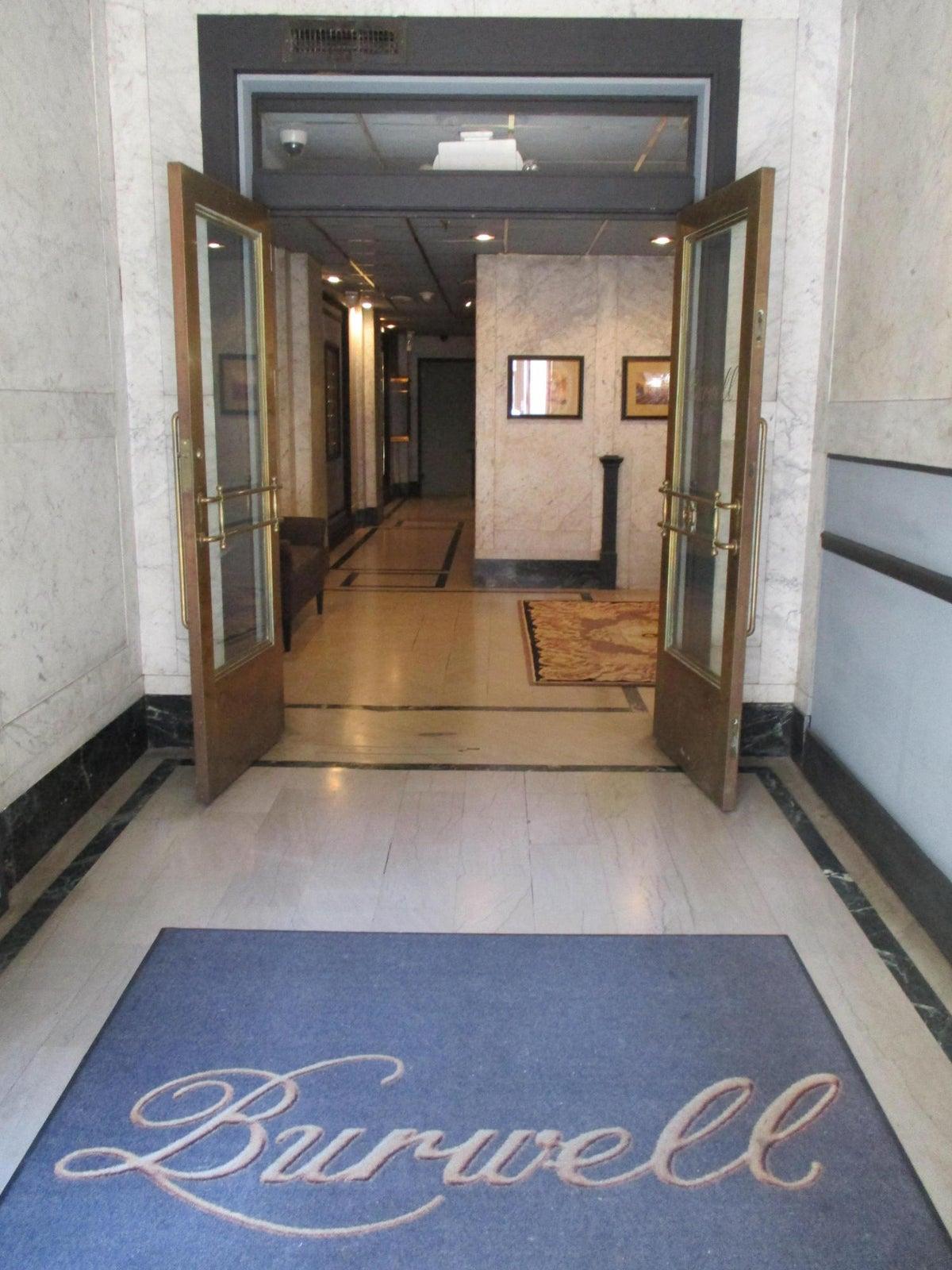 Burwell Lobby