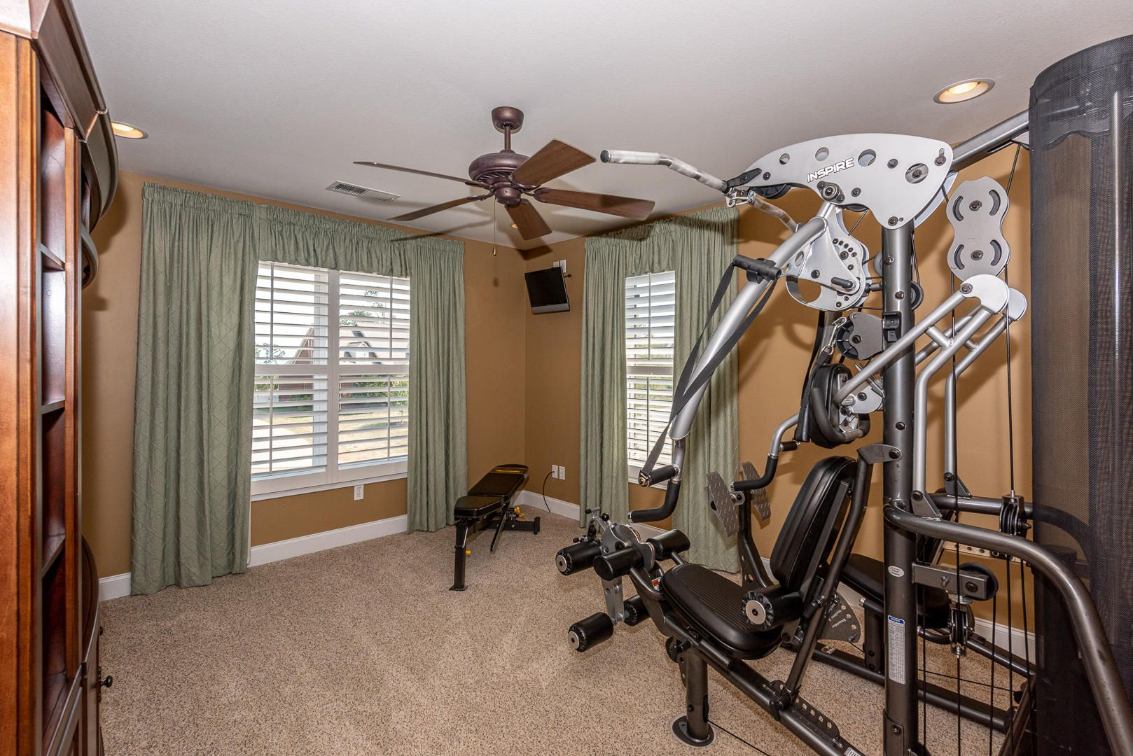 4TH BEDROOM OR WORKOUT ROOM