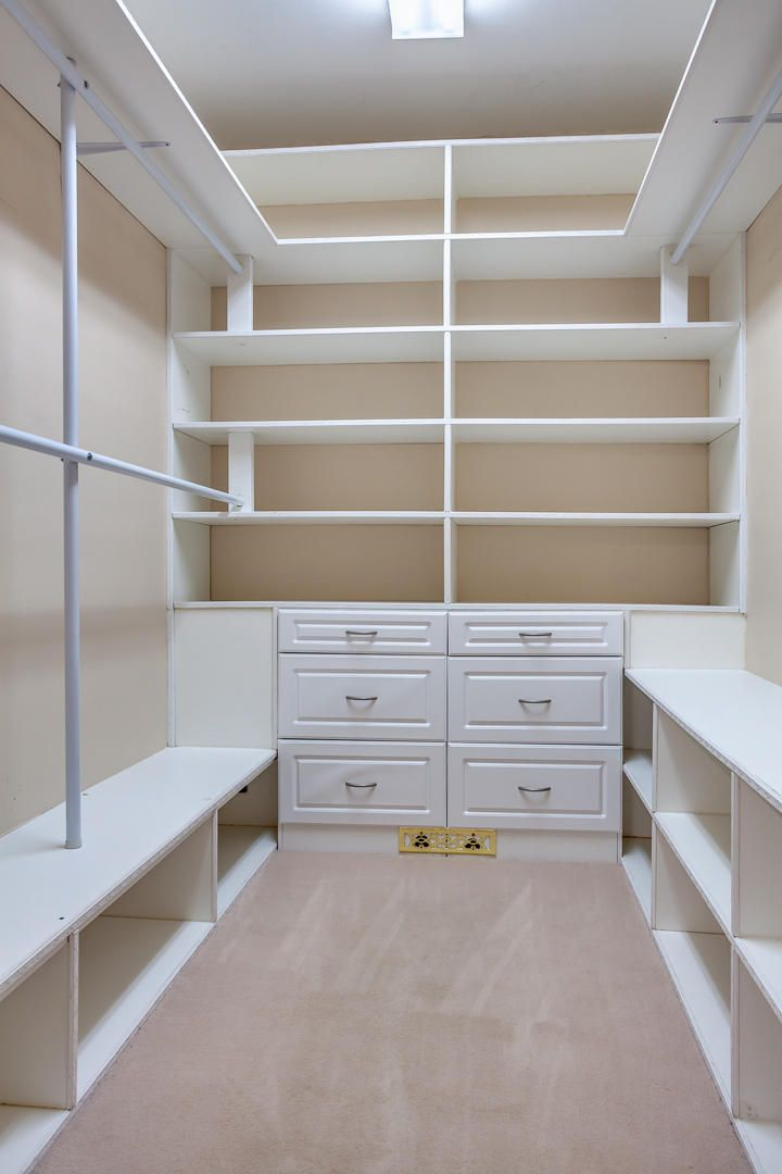 Main - Master Closet 1