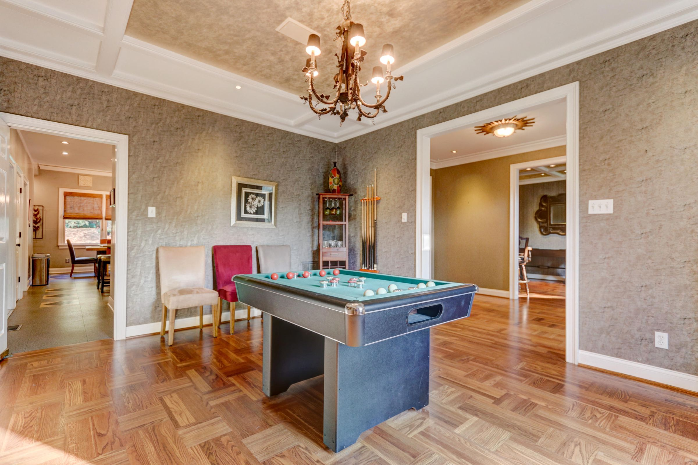 Dining Room/Billiards Room