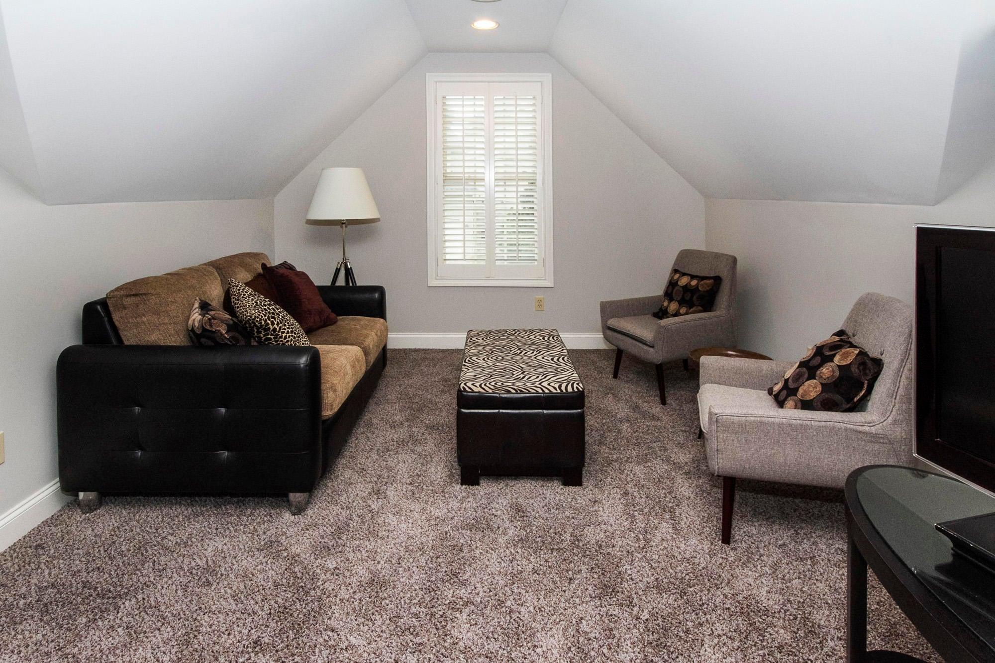 Sitting Room, Bedroom 2