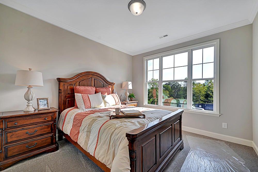 Secondary bedroom on main level