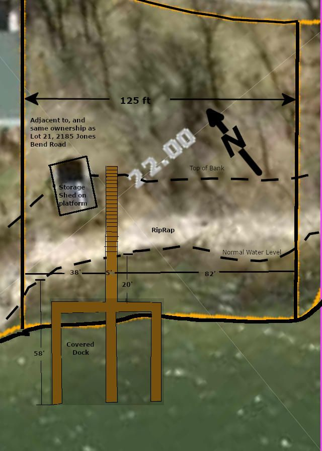 Lot 22 BASE MAP