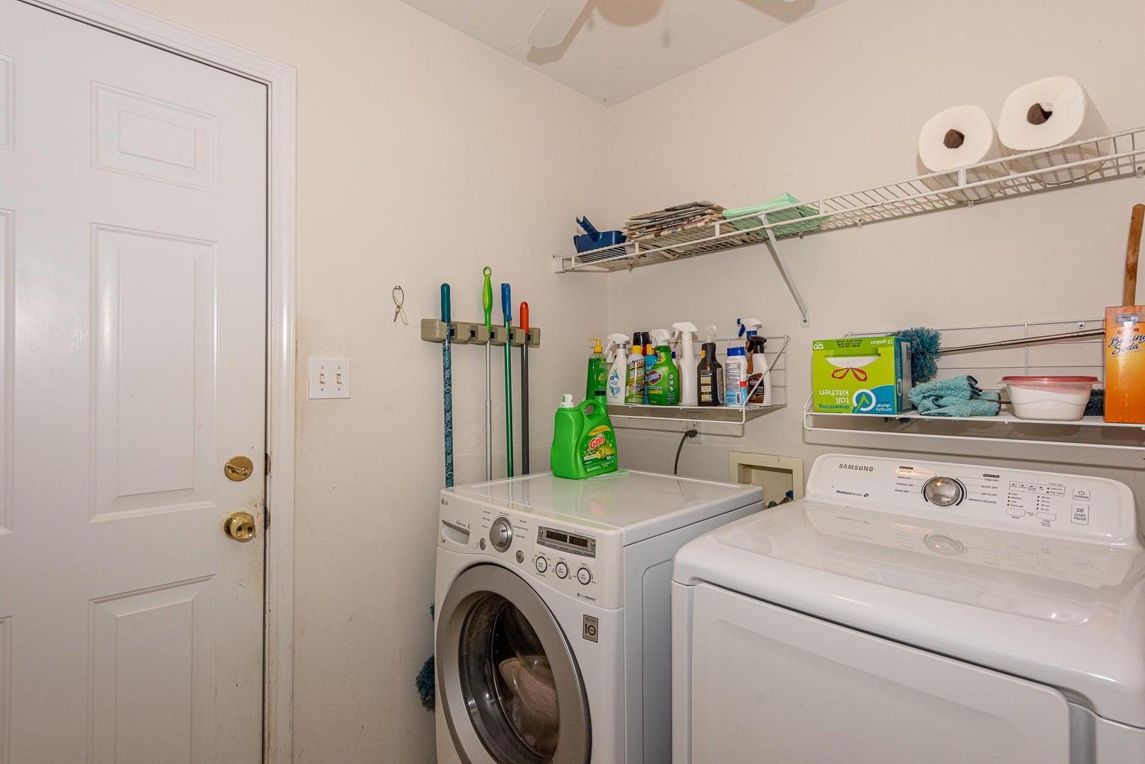 19 - laundry