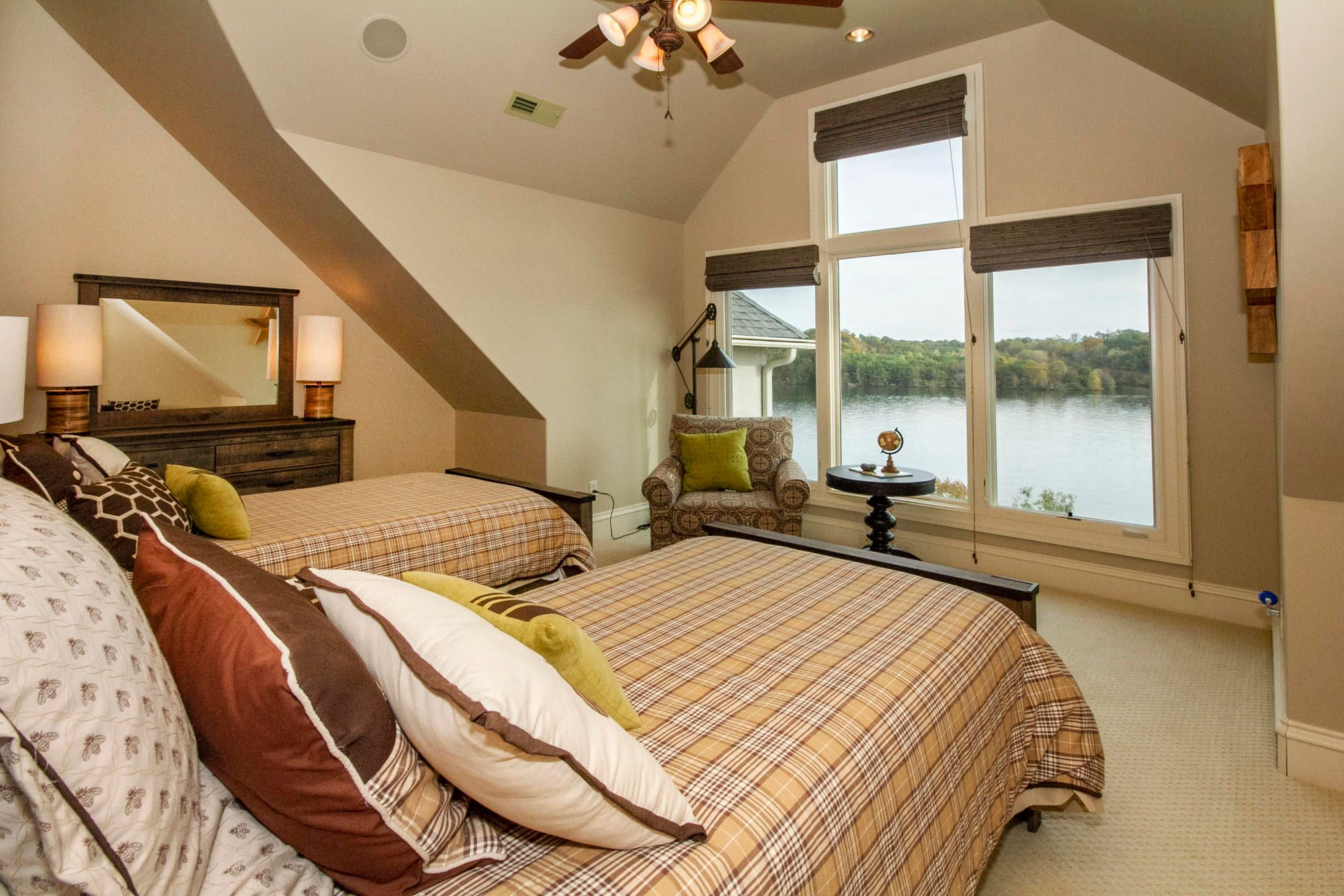 """The """"Lake View"""" Guest Room"""