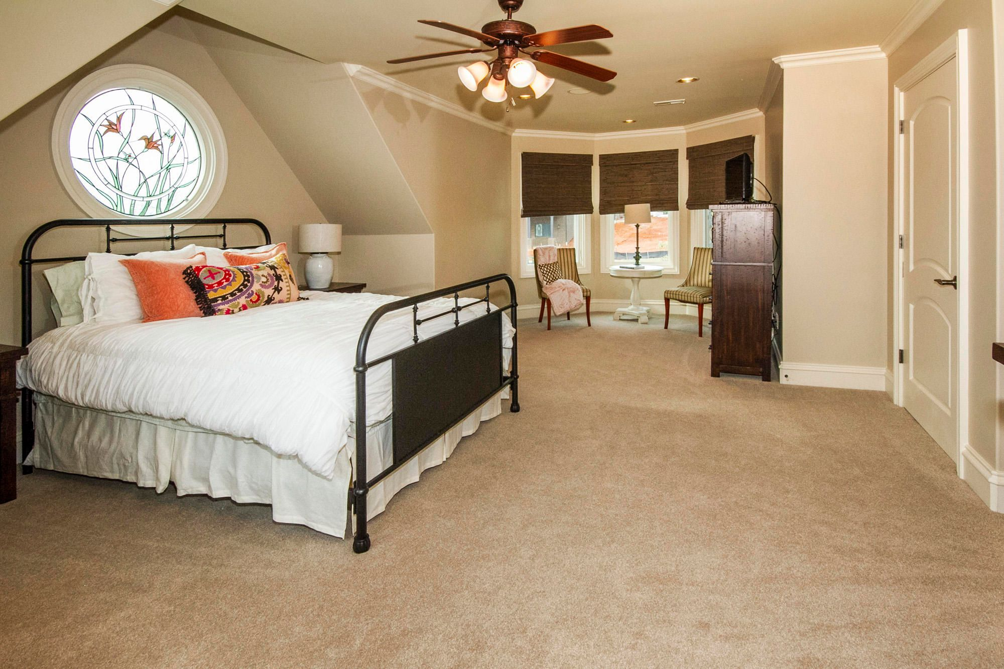 """The """"Turret"""" Guest Room!"""