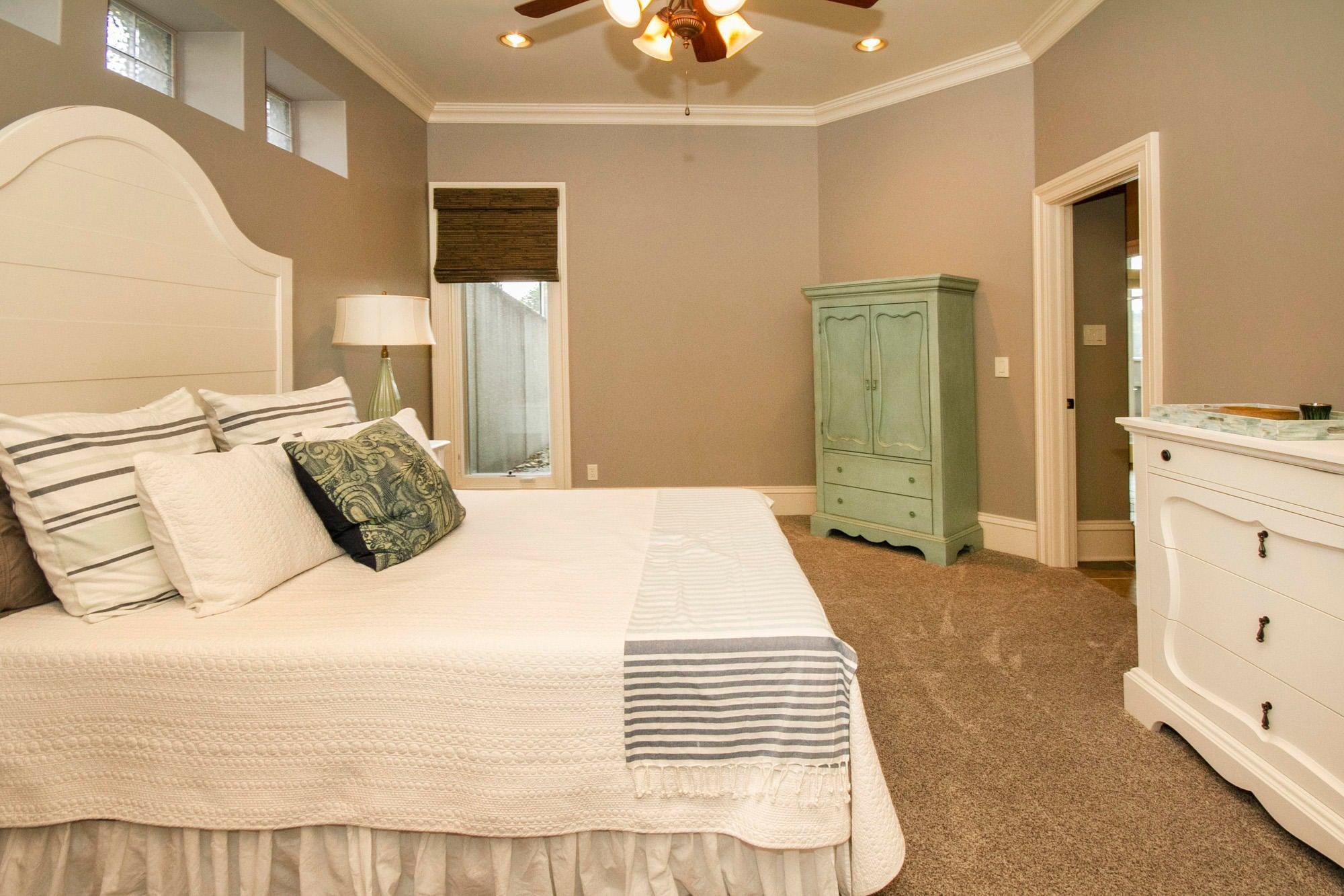 Terrace Level Guest Bedroom