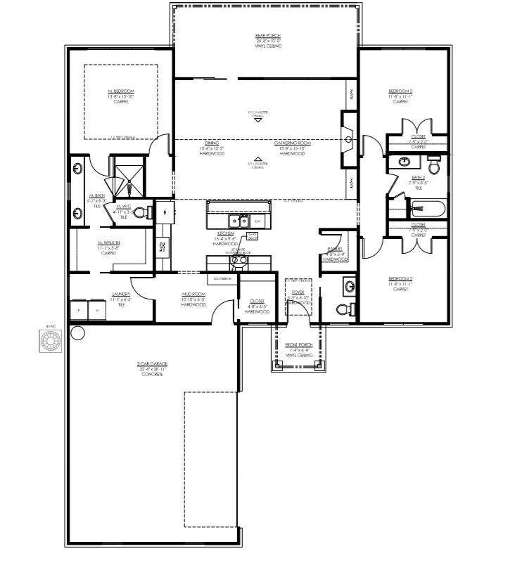 311 Cheestana floor plan