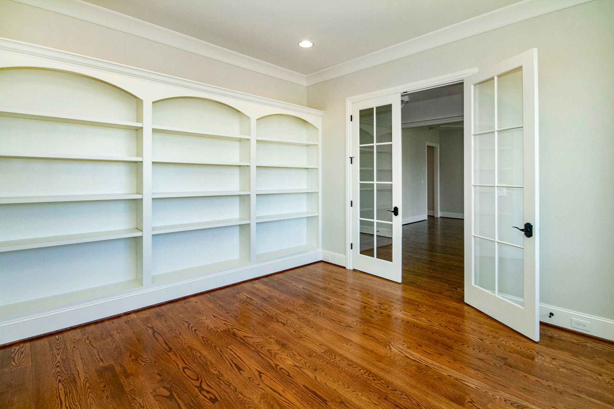 Shelving in Office