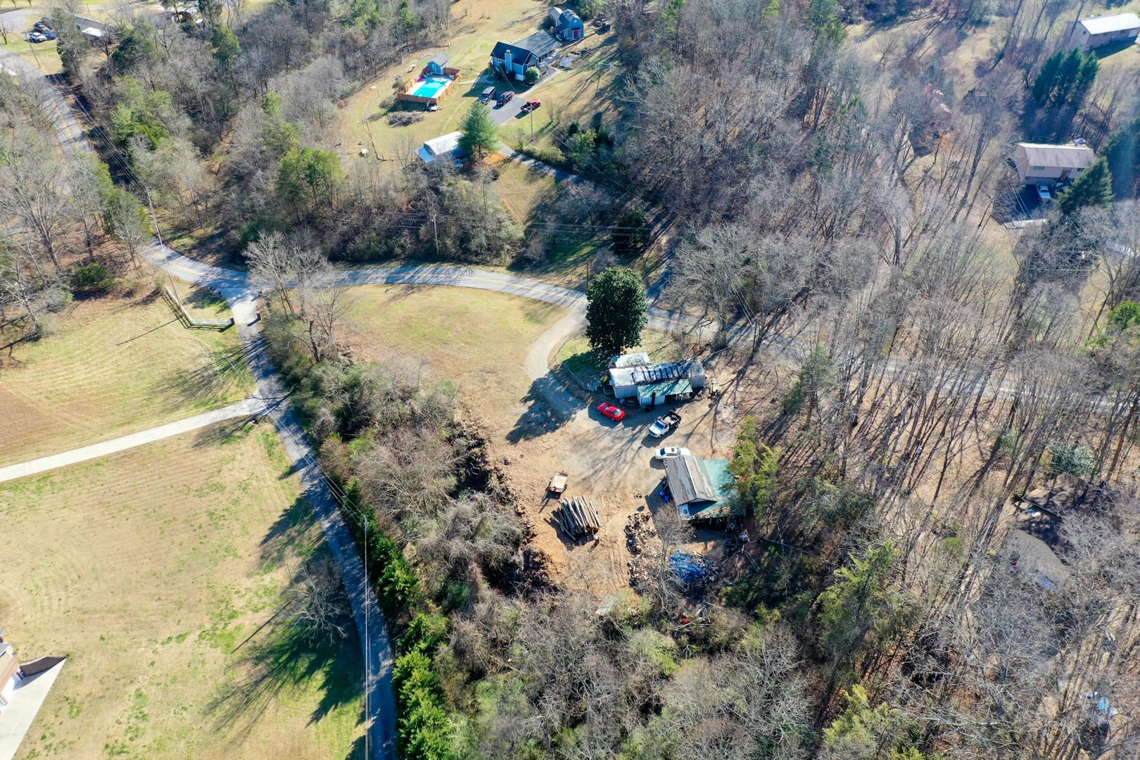 Hardin Valley 2.38 acres