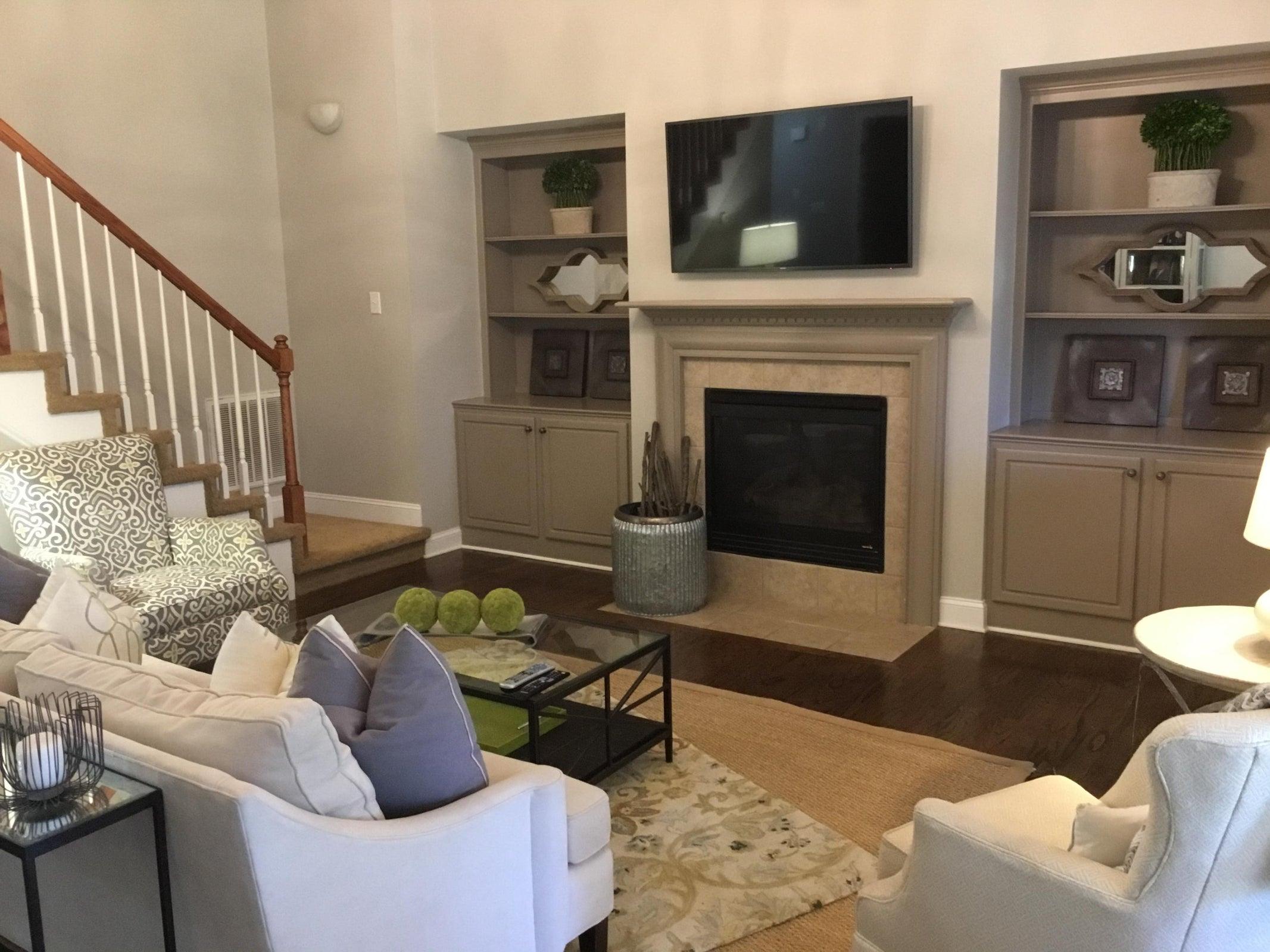 Living Room-Main Level