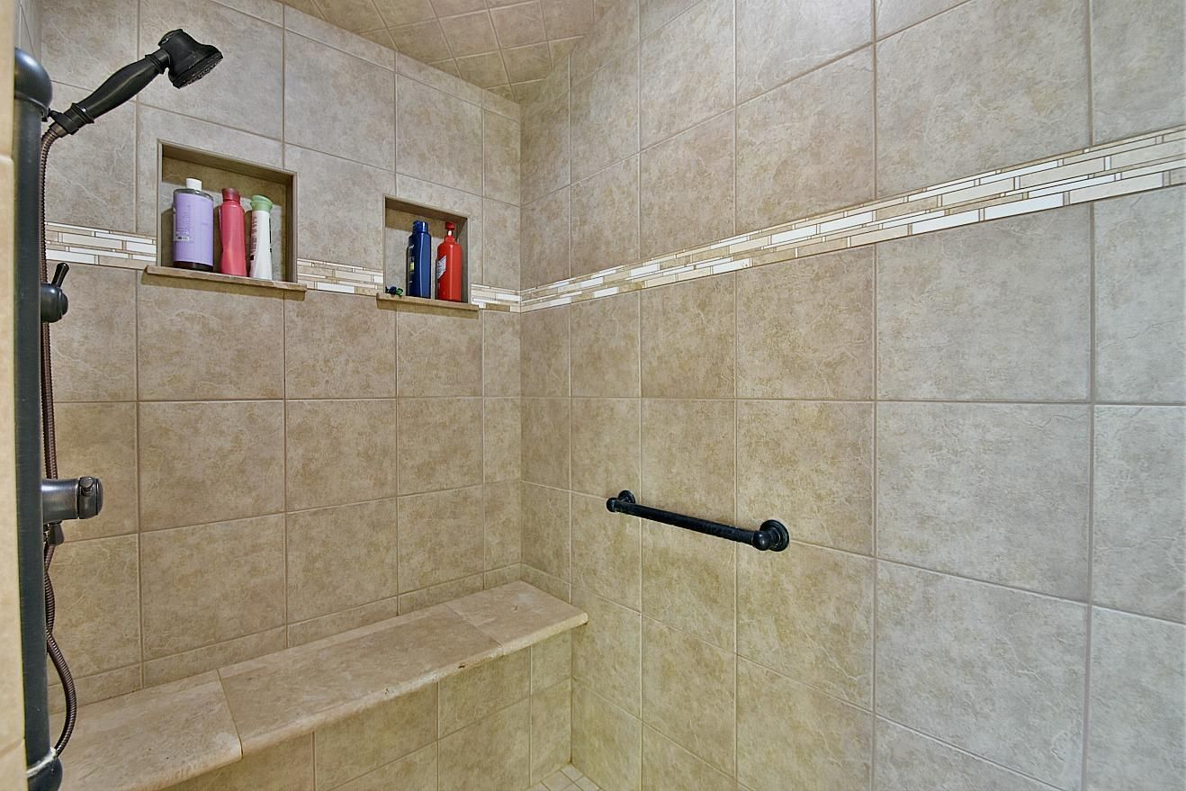 Master Bath Steam Shower