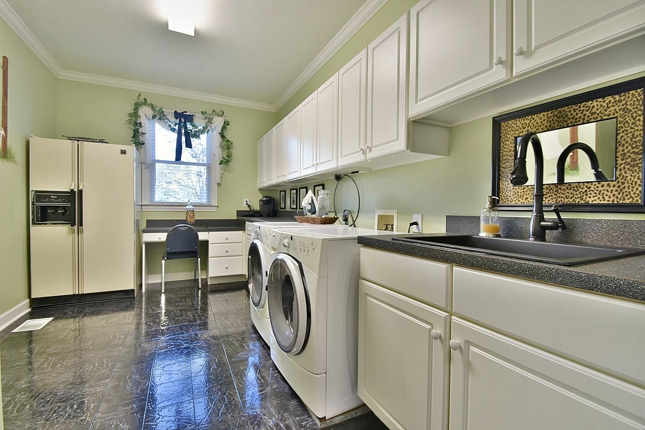 Main Level Laundry/Utility Room