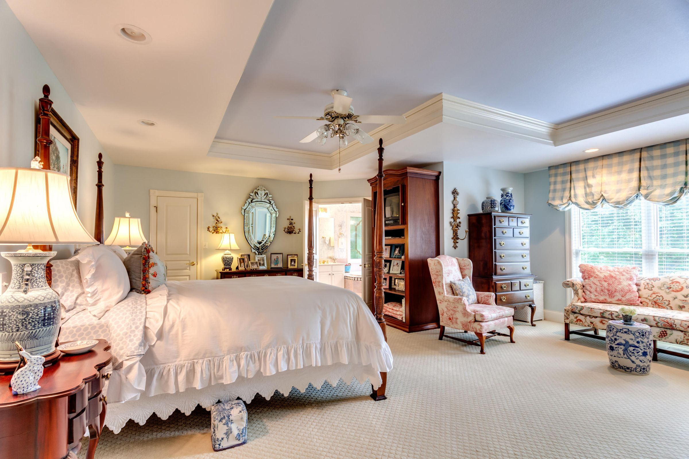 Welcome to the Master Suite!
